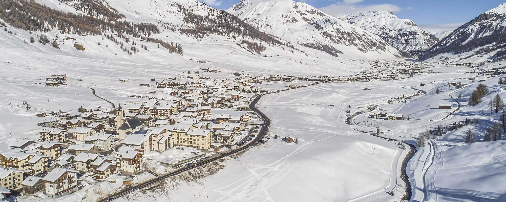 Family and Wellness hotels for your holidays in Livigno